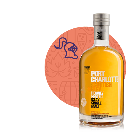 Bruichladdich, Port Charlotte Scottish Barley