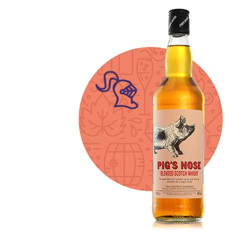Invergordon, Whisky Pig's Nose