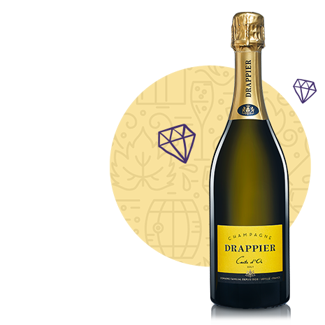 Champagne Drappier, Carte d'Or