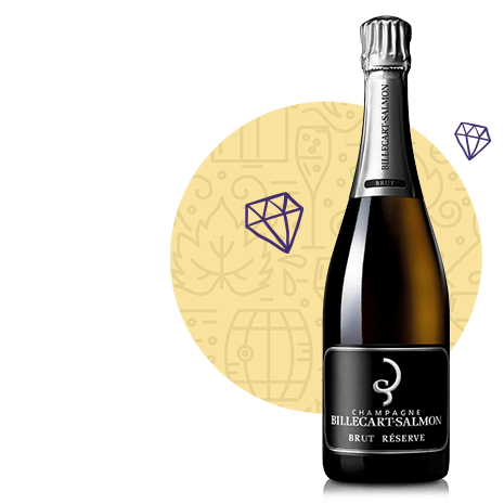 Champagne Billecart-Salmon, Billecart Salmon Brut Réserve