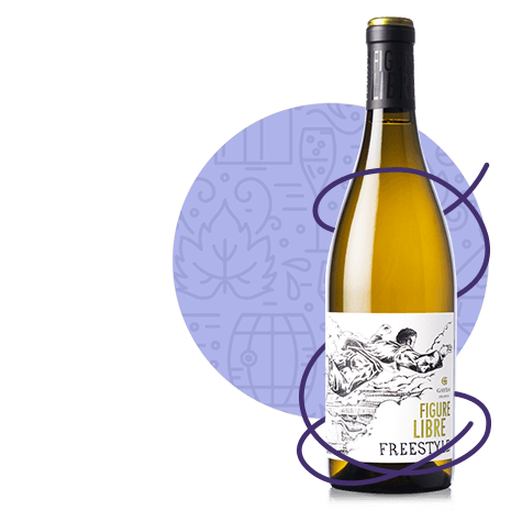 Domaine Gayda, Figure Libre Freestyle Blanc