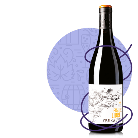Domaine Gayda, Figure Libre Freestyle Rouge