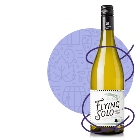 Domaine Gayda, Flying Solo Blanc