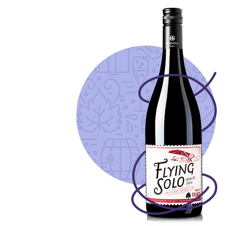 Domaine Gayda, Flying Solo Rouge