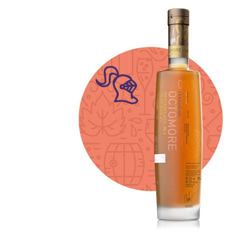 Octomore 8.3,