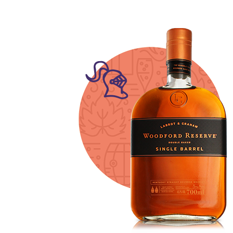 Bourbon Woodford Double Oacked,